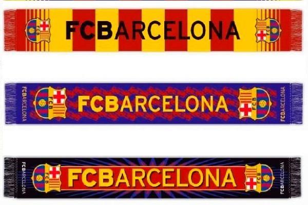 Bufanda del Barça