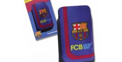 Funda movil barça