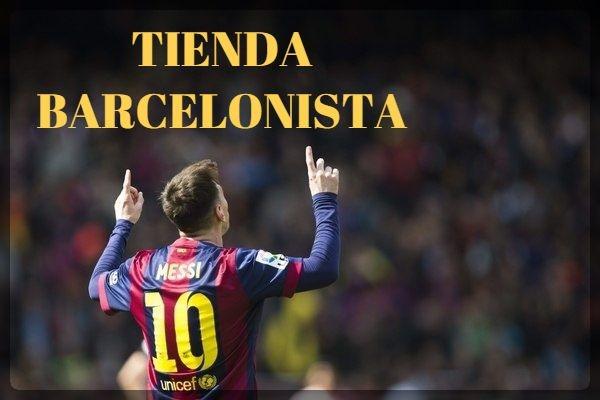 Tienda Barcelonista