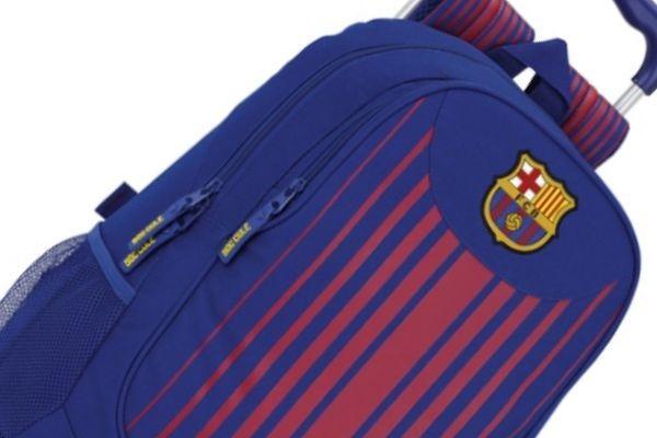 maleta del Barça