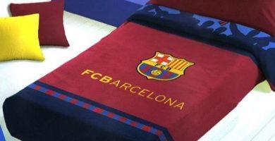 manta del Barça