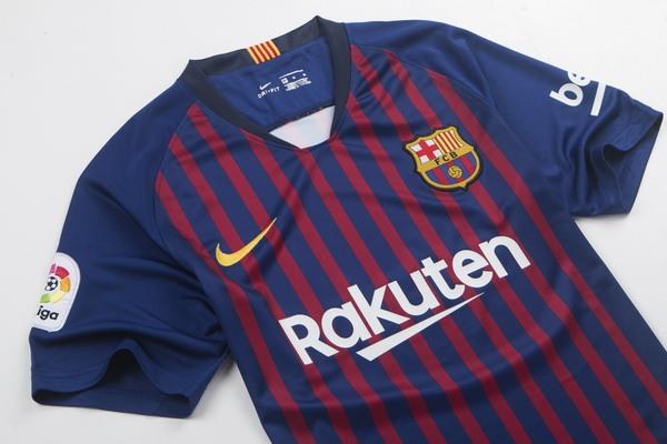 camiseta del Barça