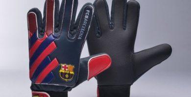guantes del barça